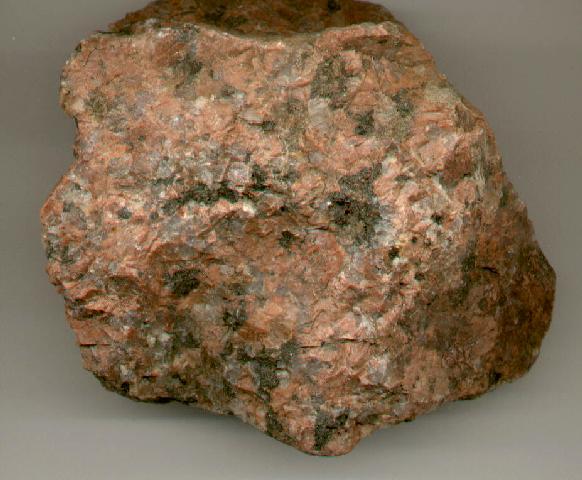 Igneous Rock Identification Sample 5