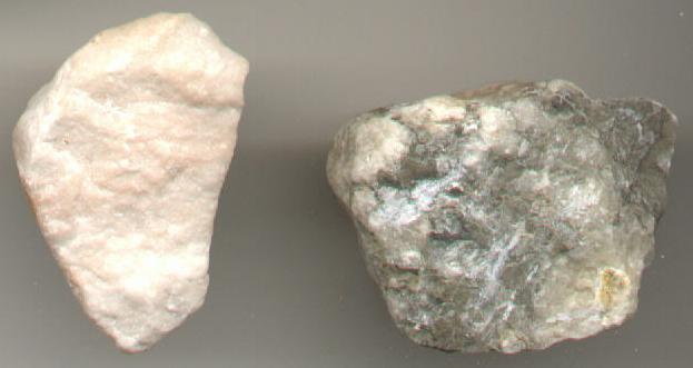 Sedimentary Rock Identification Sample 3